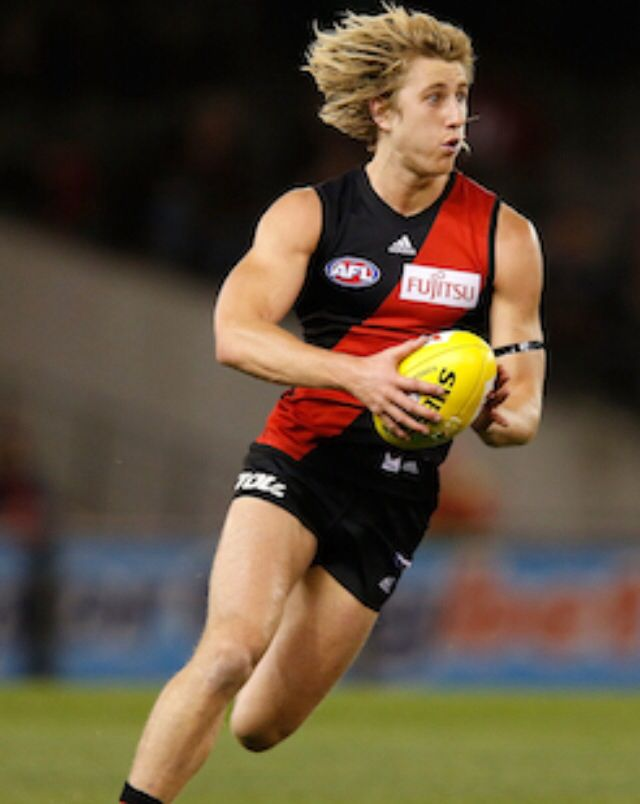 Dyson Heppell, Essendon FC. I love him so much :)