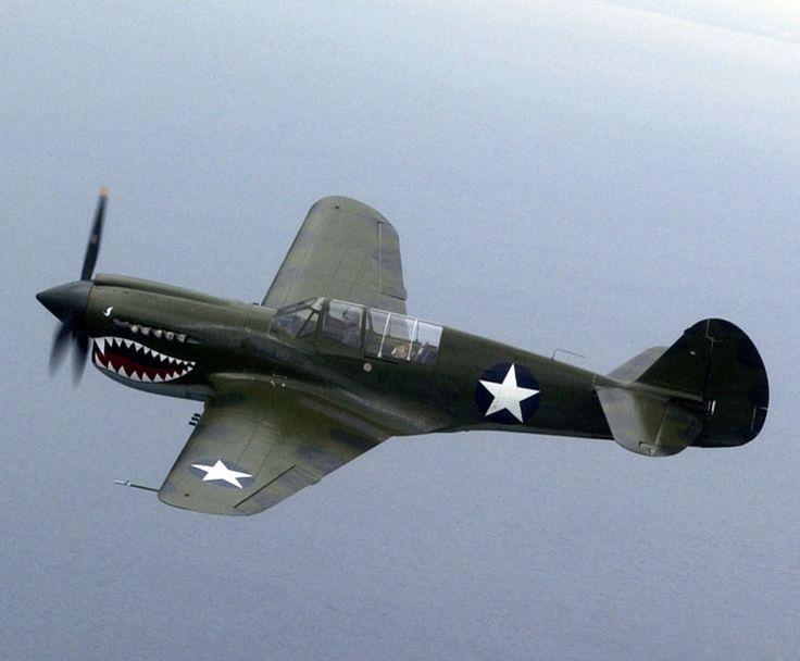 Curtis P-40 Warhawk