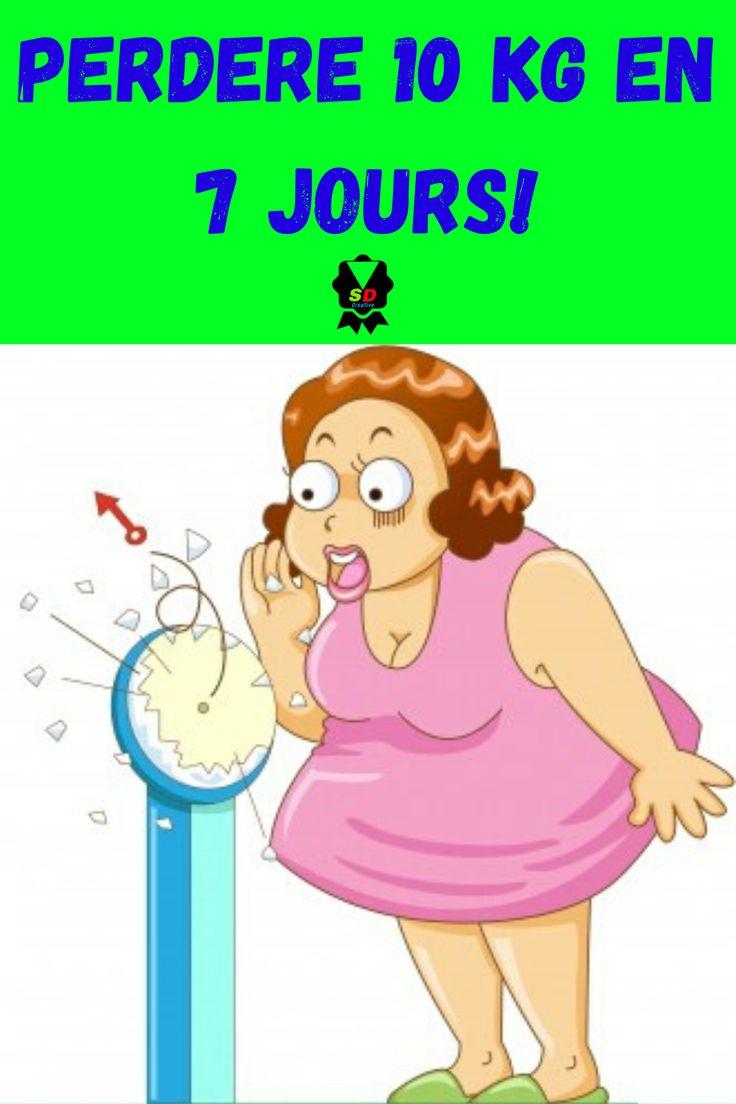 PERDRE 5 KG EN 3 JOURS CET ÉTÉ : avec ce régime Lorsque ...