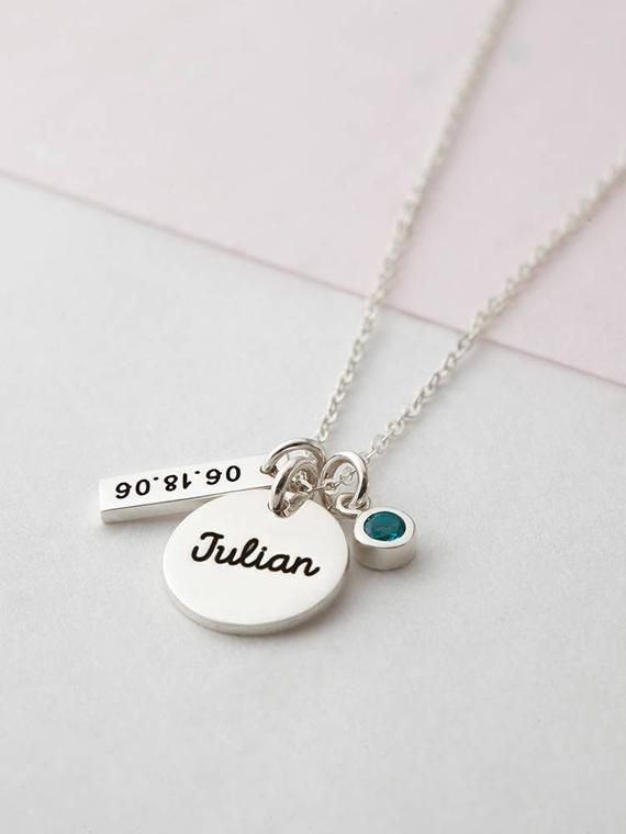 19+ Personalized baby jewelry for mom information