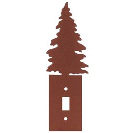 Pine Tree Light Switch Covers