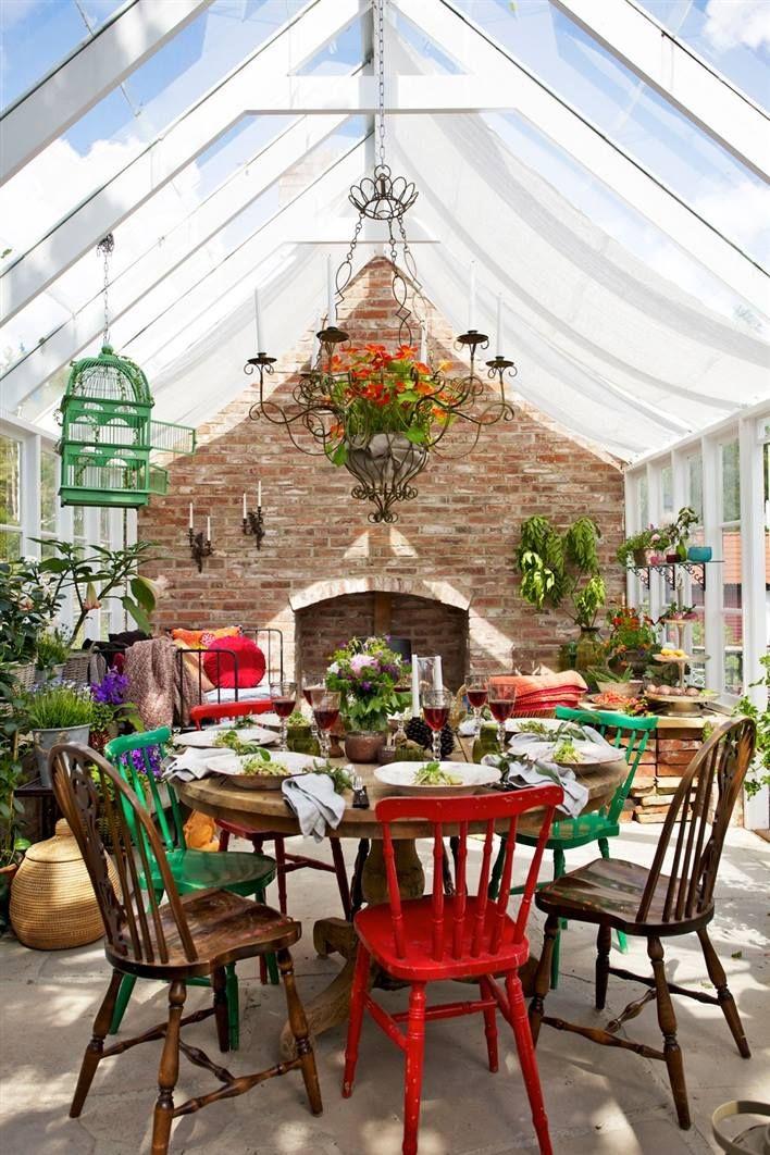 41 besten wohnen im wintergarten bilder auf pinterest wintergarten gew chsh user und. Black Bedroom Furniture Sets. Home Design Ideas