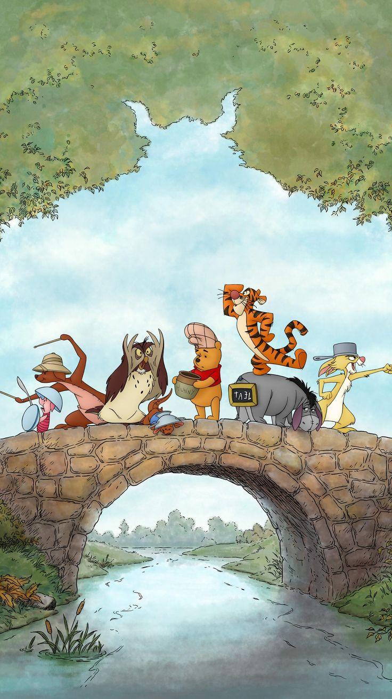 Winnie the Pooh (2011) Phone Wallpaper Disney wallpaper