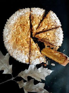 Mandel-Kuchen sehr saftig und schnell zubereitet. Das Rezept zu diesem Kuchen ha… – Bake & Cake