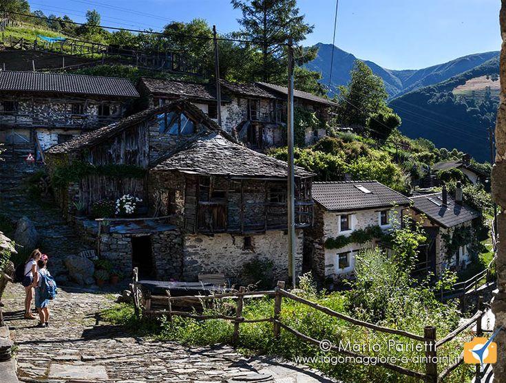 Bellissima escursione nella valle Veddasca ticinese con partenza ed arrivo ad Indemini