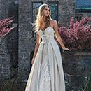 To believe in love is the motto for the new Galia Lahav collection. You will find what you are looking for if you choose to see beyond your set boundaries. Le Secret Royal expresses deep love for couture through our extravagant silhouettes, floral design elements and glamorous shades of pink. Inspir