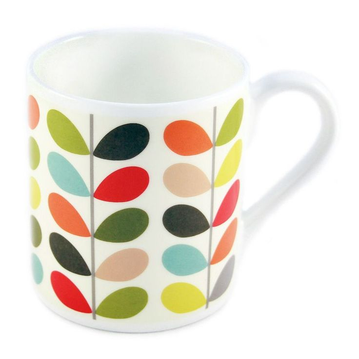 orla kiely mug