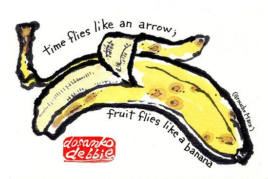 Like a Banana ; dosankodebbie
