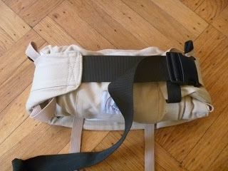 Lindsay & Company: how to fold an ergo carrier