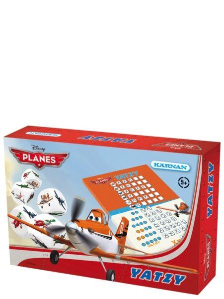 Muodosta erilaisia kuvayhdistelmiä ja kerää eniten rasteja pelipöytäkirjaan Lentsikat Yatzy -pelissä! Klassikkopelin Lentsikat-versio on helppo pelata ja näppärä ottaa mukaan vaikka reissuun. Kahdelle tai useammalle pelaajalle. Ikäsuositus 5+