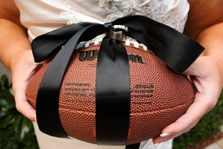 Football Ring Bearer