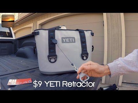 $9 Yeti Hopper Bottle Opener Retractor - YouTube
