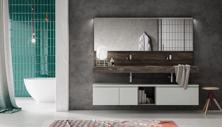 17 migliori idee su doppio lavabo su pinterest doppi - Migliori miscelatori bagno ...