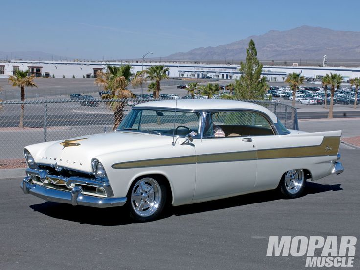 1956 Plymouth Fury Custom