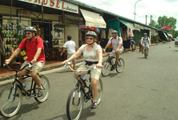 Excursion Tigre Con Canoa En Bike - Haga Su Reserva On-Line.