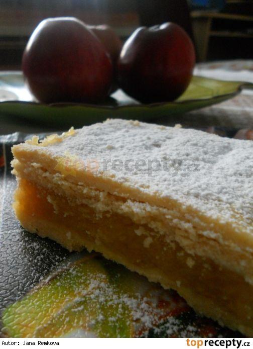 Šťavnaté jablečné řezy
