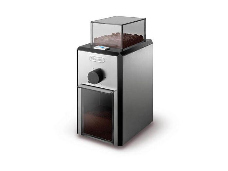 Personal Edge : DeLonghi Burr Coffee Grinder KG89 - Stainless Steel