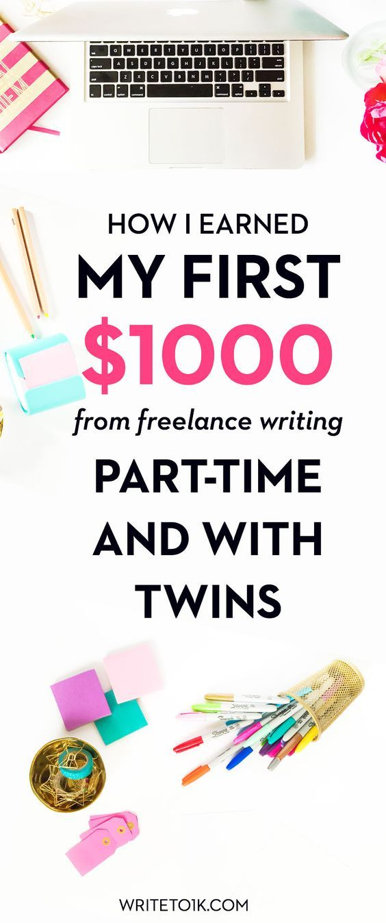 how to freelance write for money
