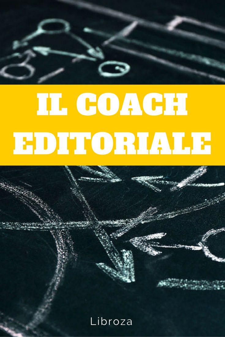 Il Coach Editoriale è colui che ti segue dall'ideazione del testo alla sua stesura, dalla pubblicazione alla promozione. Ti insegna i trucchi del mestiere per portare il tuo libro al successo. - Libroza.com
