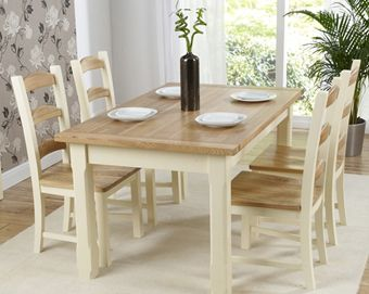 Country Kitchen Tables Sets