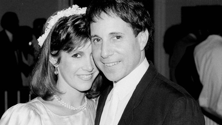 Carrie Fisher's Ex-Husband Paul Simon Pays Tribute to Actress: 'It's Too Soon'