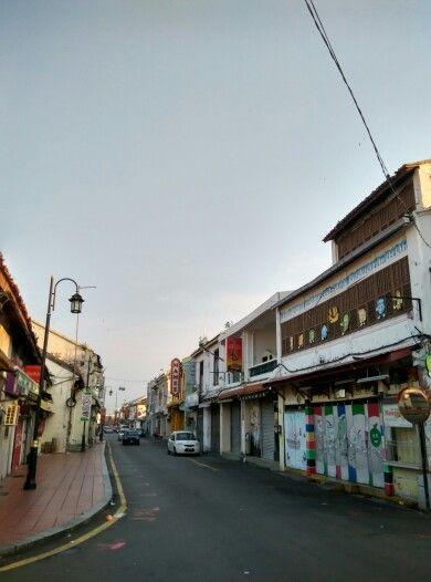 Melaka town, Malaysia