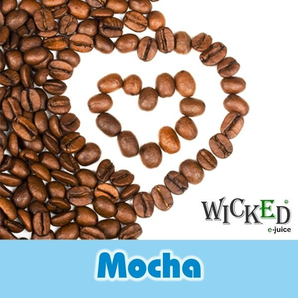 "Mocha E Juice:Experience the aromatic flavor taste sensation our Mocha e juice provides.  With a real taste combination of coffee, chocolate and milk our Mocha flavored e juice is guaranteed to set your taste sensations into overdrive. Get 10% off your first order across all products when you buy online at http://www.healthiersmoker.ie please use discount code: ""pinterest"" at the checkout!"