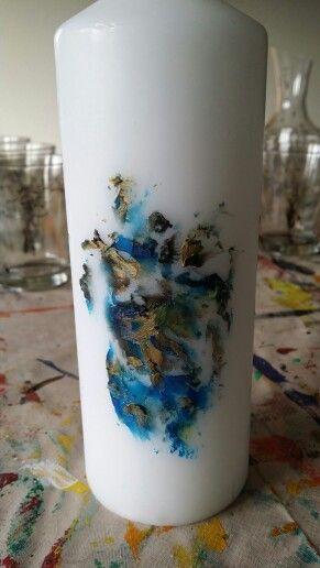 Art on Candle