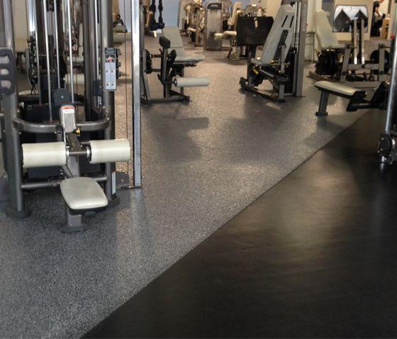 Luxury Gym Floor Coating