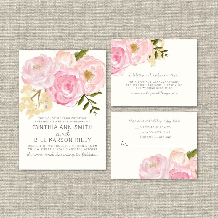 596 Best Images About Wedding Invitations