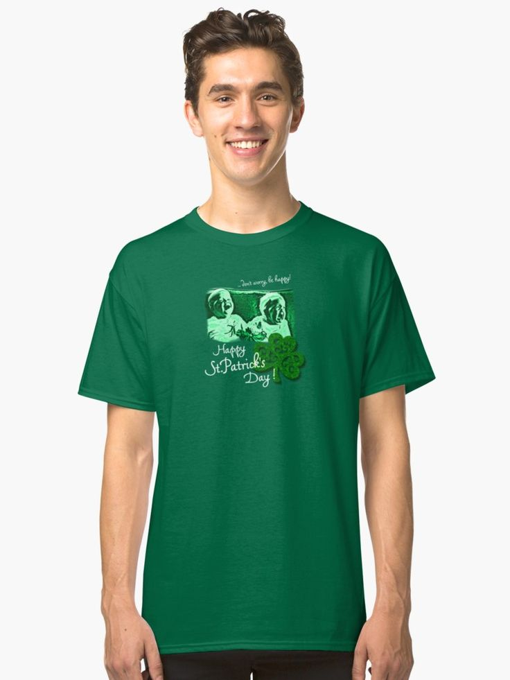Design for St. Patrick's Day. #paddysday #stpatricksday2018 #green #irish #tshirts #irishtees #shamrocks #shennanigans #ireland #jaysus #babylove #happystpatricksday #stpatricksfestival #stpattysday