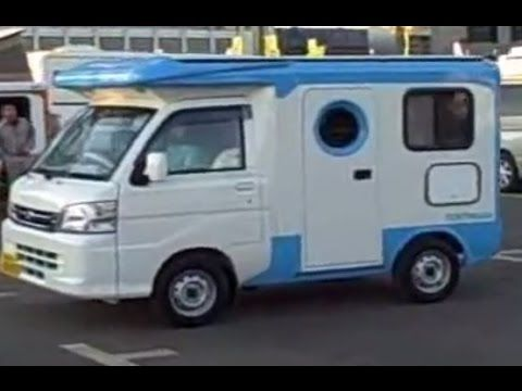 Citroen Berlingo / Peugeot Partner BOOT CAMPER design & construction - YouTube