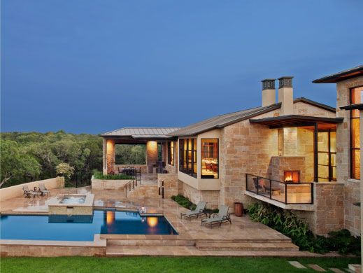 25 best ideas about hill country homes on pinterest for Hill country style homes
