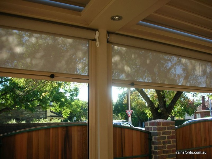 Channel blinds Adelaide
