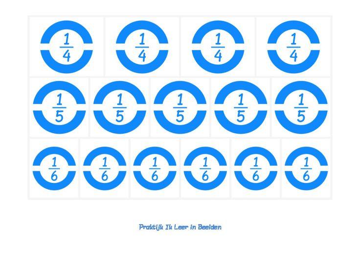 Ook moeite de verbanden te zien tussen breuken, decimalen en percentages? Ik heb een handig document gemaakt waarmee je de verbanden kan zien. Hieronder enkele bladzijden als voorbeeld. Download het breuken-decimalen-percentages overzicht. Meer bekijken:Tangram met breukenBreukenwaaierProcenten, breuken, kommagetallen en verhoudingenBreuken