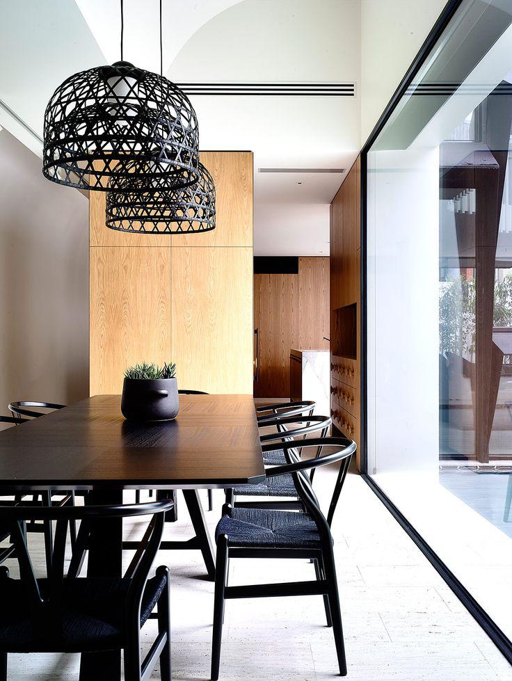 El comedor fue diseñado como un espacio para compartir galería de fotos 8 de