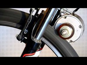 DIY Electric Motorized Bicycle | The Stuff We Build