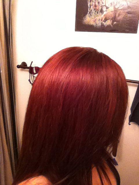 Best 25 Mahogany Red Hair Ideas On Pinterest Winter