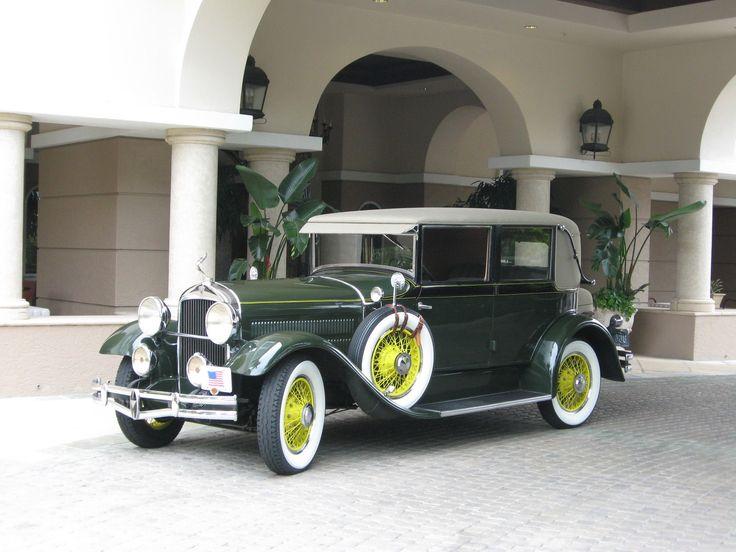 1929 Hudson Biddle Smart Victoria Classic cars