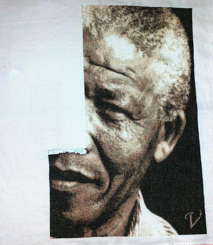19- 65%... seguimos... #NelsonMandela #Madiba