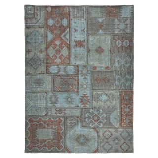 Shop for Kosas Home Medley 8x10 Patchwork Stonewash Kilim Rug. Get free shipping at Overstock.com - Your Online Home Decor Outlet Store! Get 5% in rewards with Club O!