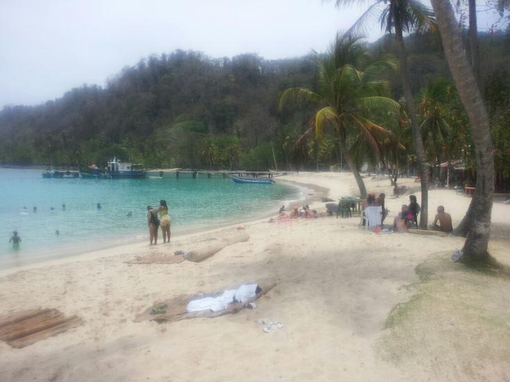 Playa Alta Capurgana