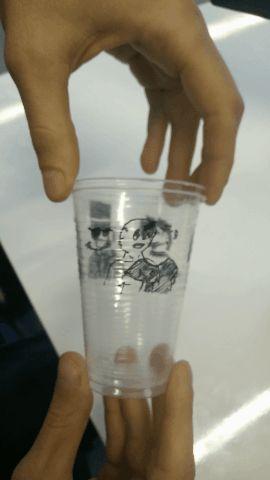 La bonne idée avec de simples gobelets en plastique qui fascine les internautes