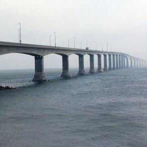 #Pinterest Puente Confederación, Isla del Príncipe Eduardo, Canadá.