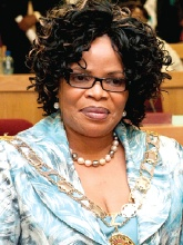 Her Worship the Mayor:  Cllr.V.Z. Magwaza-Msib