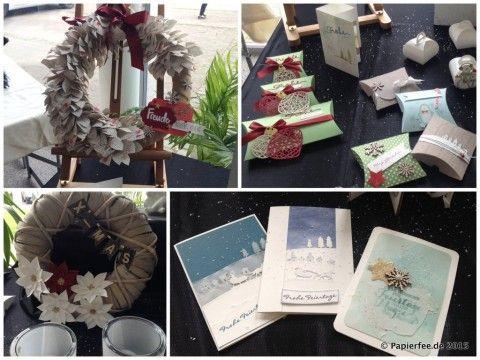 Weihnachtliche Impressionen + Sammelbestellung
