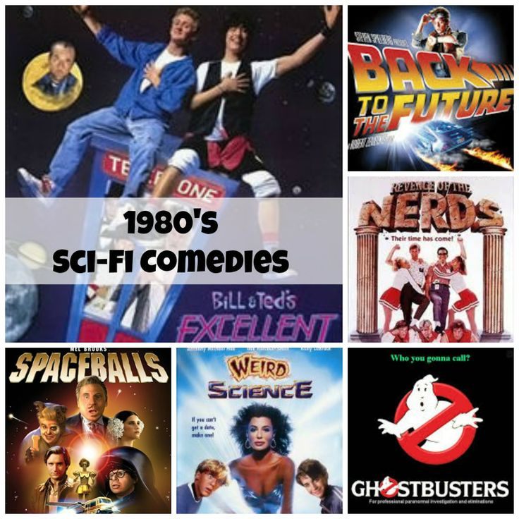 I love the 80's!! A list of great 80's movies everyone should watch