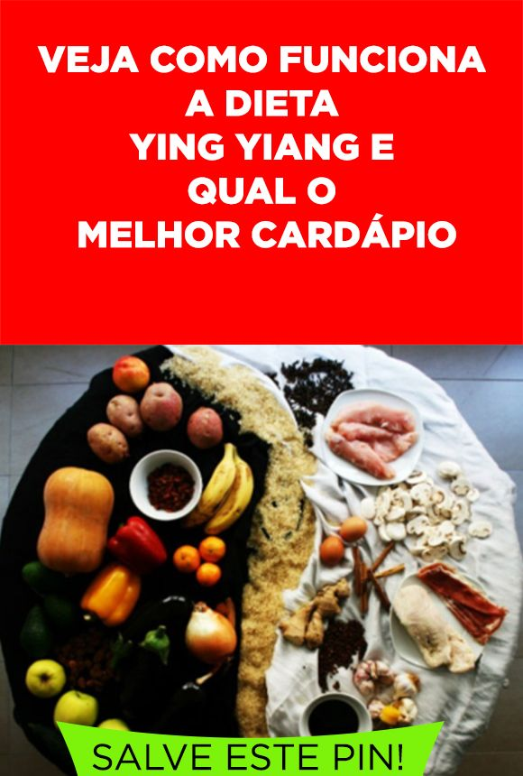 Dieta Yin-Yang, un mod de viata sanatos