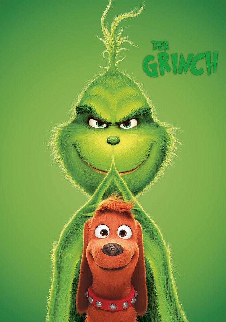 The Grinch Film Completo In Italiano Hd Grinch Personajes De Terror Pelicula El Grinch