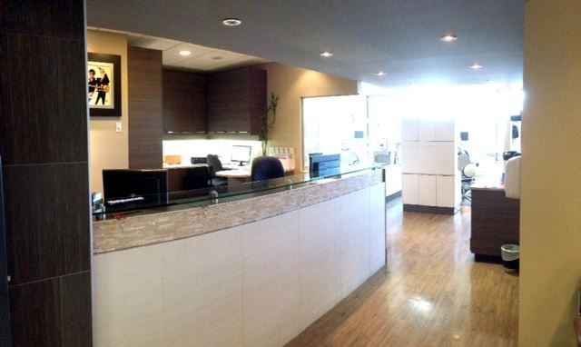 #front #office at St. Paul Dental Care #alberta #canada